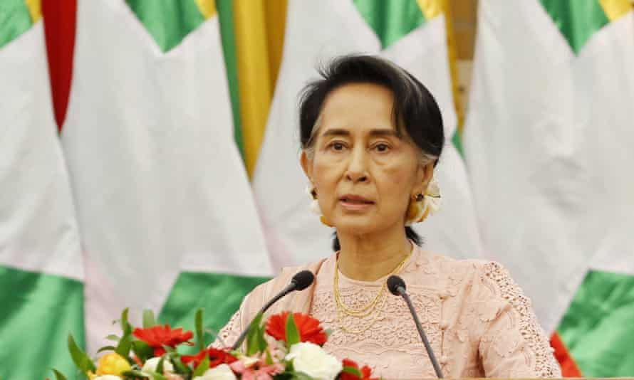 Aung San Suu Kyi said the investigation 'would have created greater hostility between the different communities'.