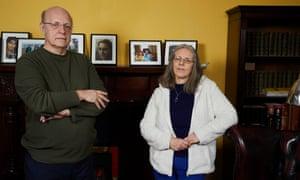 Robert and Margaret Abrahart