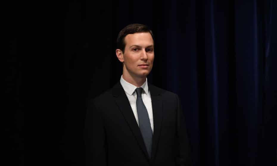 Jared Kushner, senior adviser to Donald Trump.