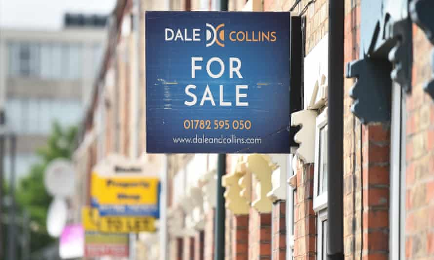 For sale sign. Chancellor Rishi Sunak wants to enable more renters to buy their first home.