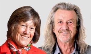 Helen and Robert