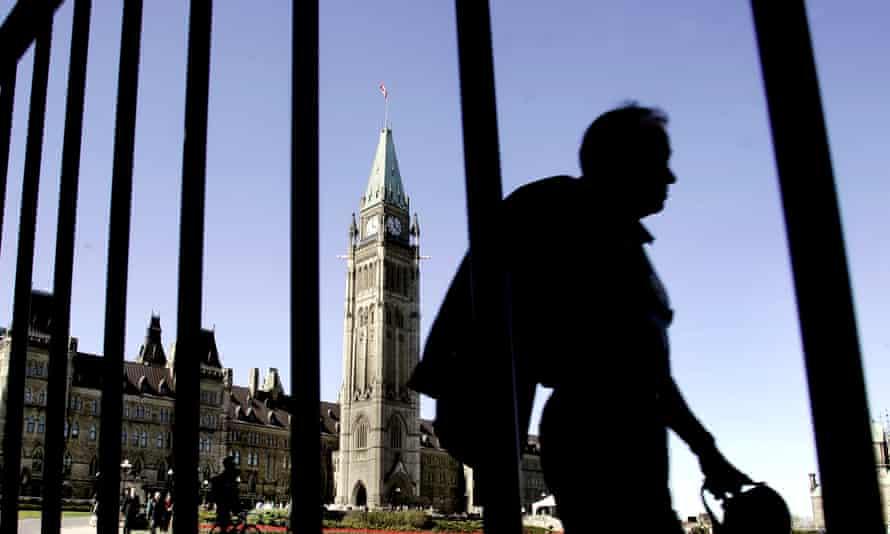 canada parliament hill