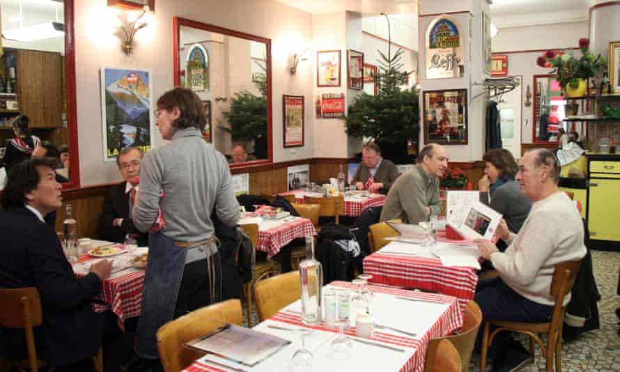 Leon restaurant interior