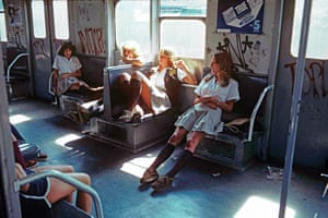 A train to Far Rockaway, 1978