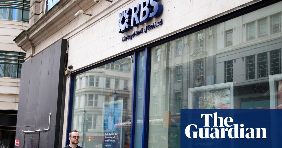 Rbs To Axe 680 Jobs As It Closes 259 Branches Business The Guardian