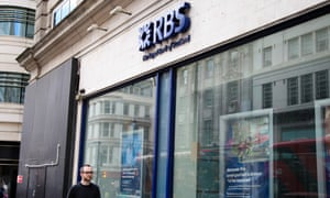 RBS is slashing a quarter of its branch network.