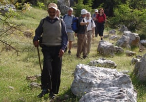 Walking with Nomads in Turkey, Holiday package.