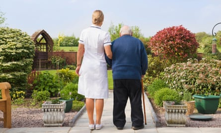 'Adult care services are now 'at tipping point' and threatening to take the NHS down with them.'