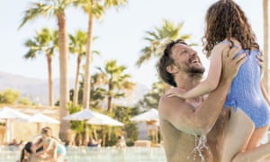 Thomson's final TV ad was shot at the Aquila Rithymna Beach resort in Crete.