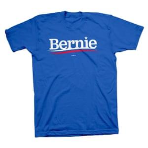 Bernie Sanders' official merch.