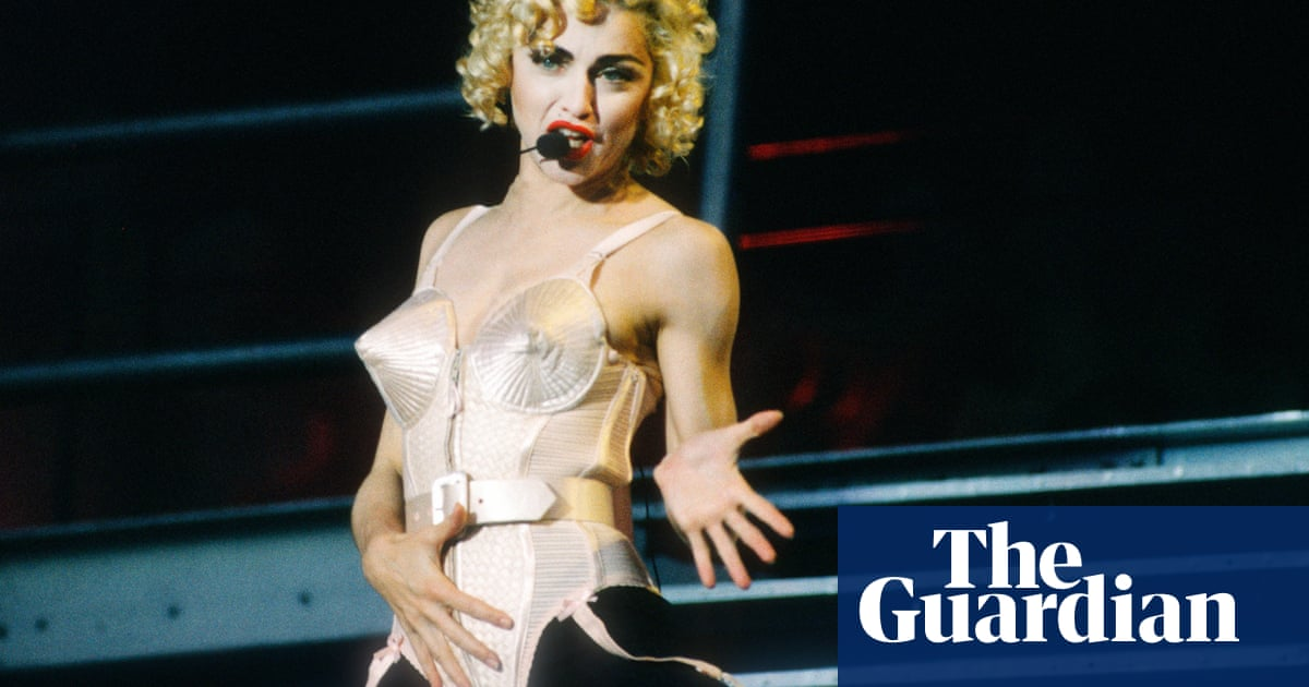 A Freudian nightmare: Madonnas Blond Ambition tour turns 30