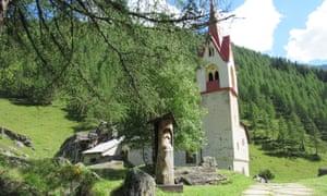 Chisetta di Santo Spirito, South Tirol, Italy.