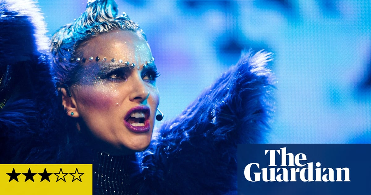 Vox Lux Review A Pop Star Rises From The Flames Of Violence