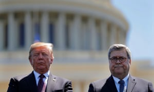 During his 18 months in office, Barr, 70, has backed Trump even as he defies norms, stokes division and is buffeted by the coronavirus, economic slump and tumbling poll numbers.