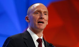 Carter Page, the Trump adviser who was surveilled by the FBI.
