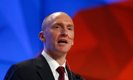 Carter Page, relatively obscure in US foreign policy circles, was among the most forthrightly pro-Russia advisers to sign on with Trump.