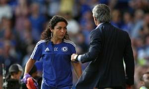Carneiro and Mourinho