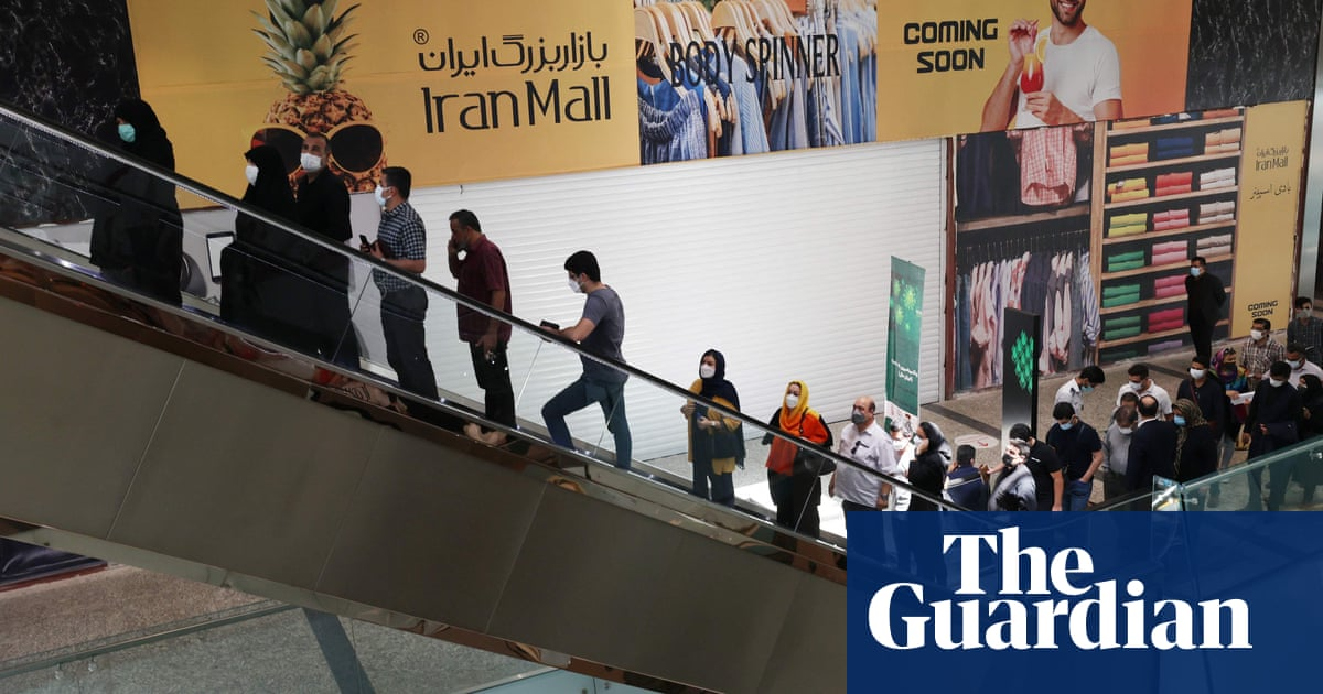 Iran to impose six-day lockdown to combat coronavirus 'fifth wave'