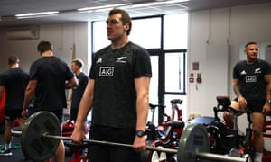 Brodie Retallick has revealed that the New Zealand squad were at Twickenham to watch England's win over South Africa.