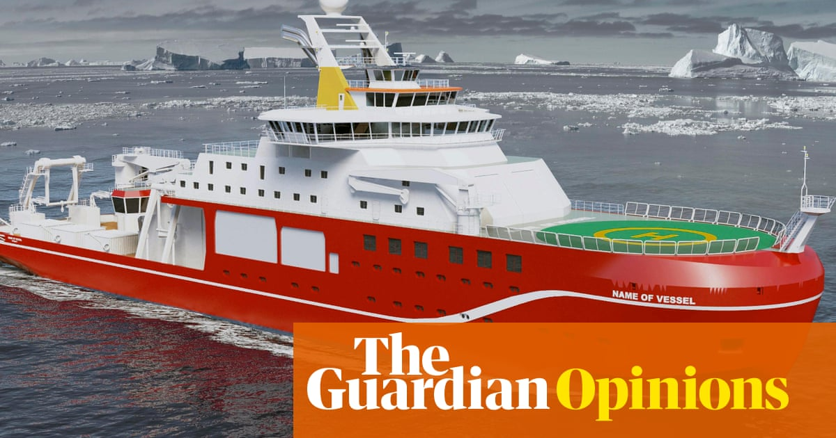 The Boaty McBoatface vote makes me proud to be British