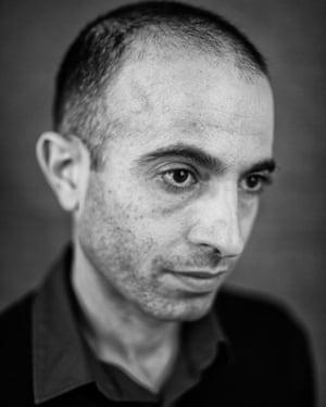 Author Yuval Noah Harari
