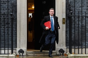 Jeremy Wright leaves No 10