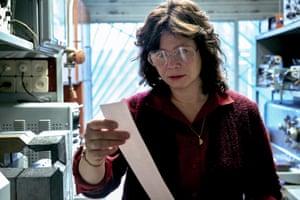 Emily Watson as Ulana Khomyuk in Chernobyl.