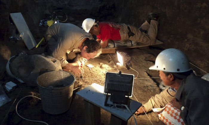 Liquid mercury found under Mexican pyramid could lead to