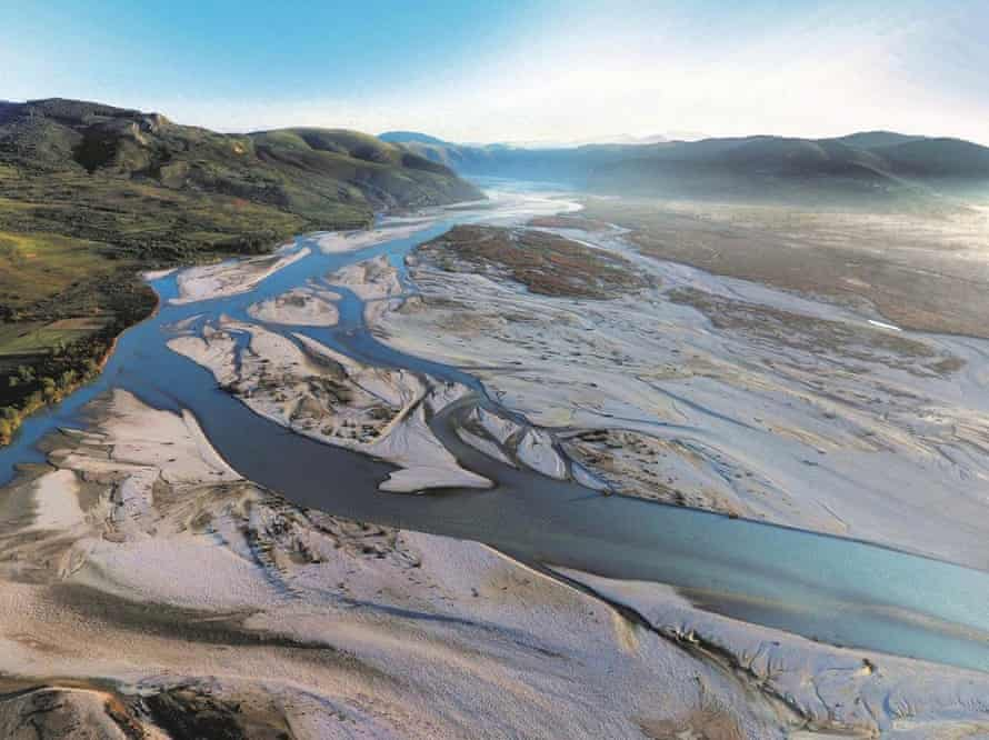 The Vjosa is the last big wild river in Europe outside Russia