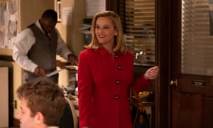 Reese Witherspoon in Little Fires Everywhere.
