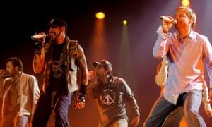 Backstreet Boys are back, alright!