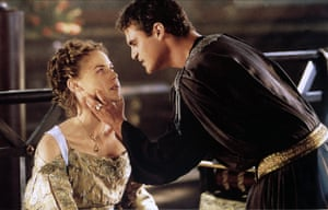Connie Nielsen and Joaquin Phoenix in Gladiator