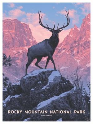 Rocky Mountain by Rory Kurtz