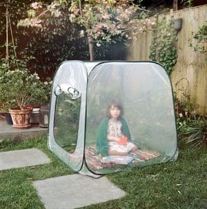 Lydia Goldblatt - Second prize winnerFugue, Eden in the garden, 2020