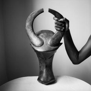 Bull Mask (From the Ivory Coast), 2018