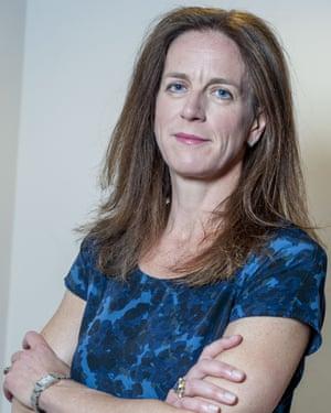 Clare Clark.