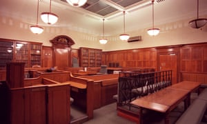 A magistrates court in London.