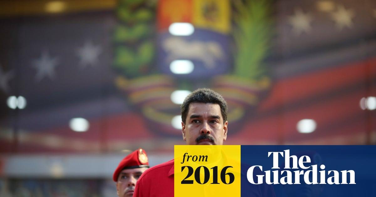 Venezuelan Scientist Offers Reality >> Venezuelans Warn Of Dictatorship After Officials Block Bid To