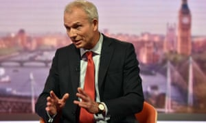 David Lidington, the justice secretary, on the Andrew Marr Show on Sunday
