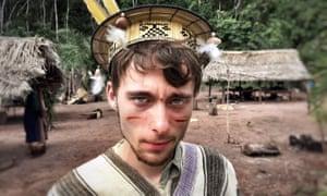 Ethan in Tribal Teens