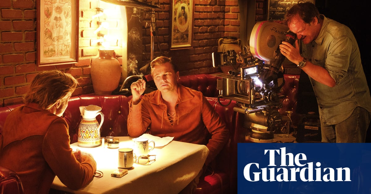 Once Upon a Time in Hollywood review – Tarantino's debut novel shines