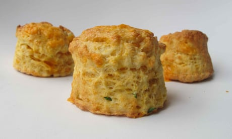 How to make the perfect cheese scones