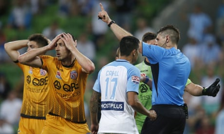 City and Glory play out chaotic and memorable A-League draw
