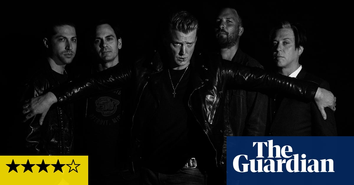 081bd50b7 Queens of the Stone Age: Villains review – Josh Homme's desert vikings beef  up their myth