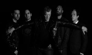 There has to be melody … Queens of the Stone Age.