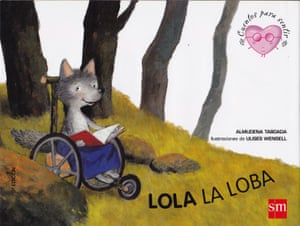 Lola The Wolf