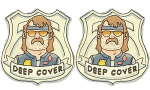 Deep Cover exposes the drugs trade