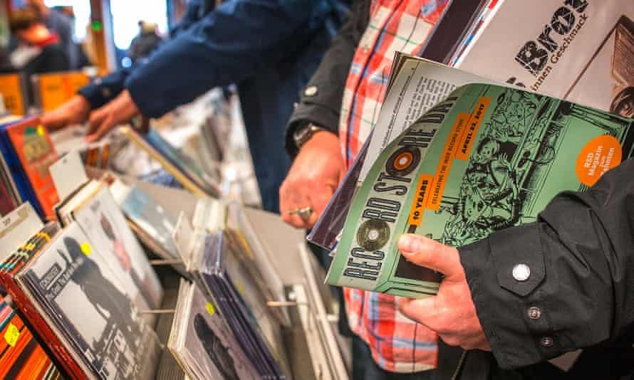 Michelle records in Hamburg