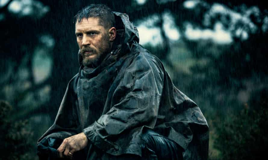 A half-mad savage? Tom Hardy as James Keziah Delaney in Taboo.