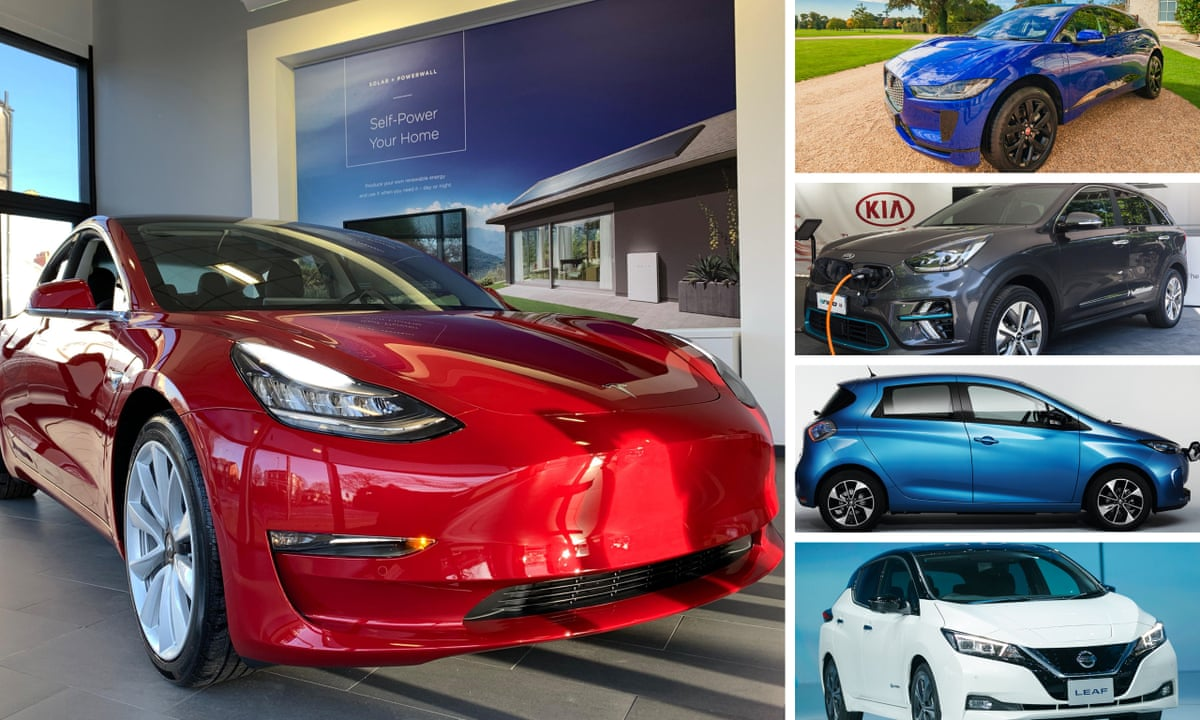 Electric Cars Five Best Buys From New Models To Used Bargains Motoring The Guardian